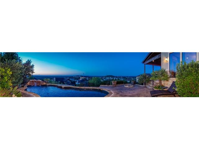 Panoramic VIEWS. Best view in Lakeway!